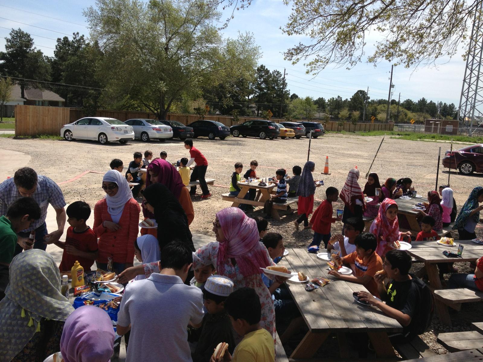 Sunday School Luncheon